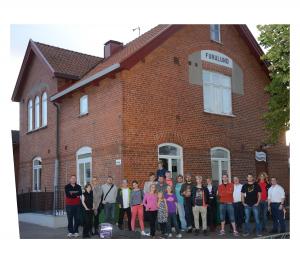 Stationshuset i Furulund är replokal