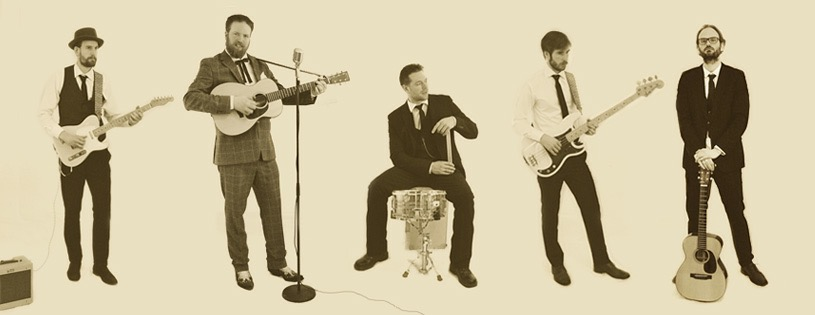 A Few Honest Men spelar på Rockkväll den 8 Augusti på Mejerigränd.