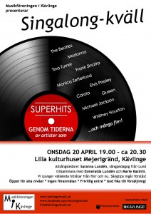 Poster Singalong Superhits 160420